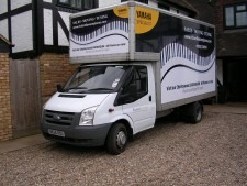 Make Use of Our Piano Moving Services
