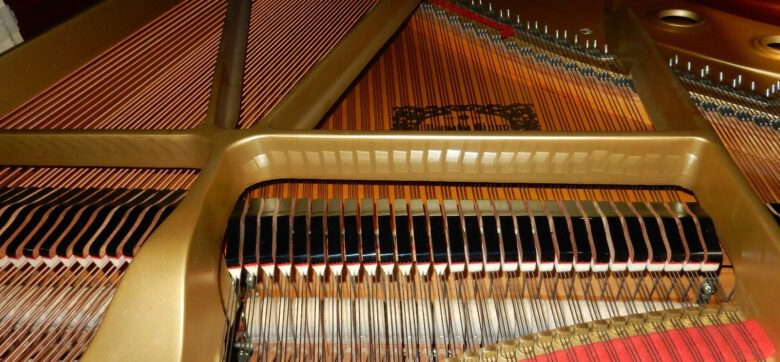 4 Reasons Why a Steinway Grand Piano Hits the Right Notes