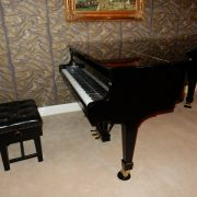 Steinway Model B Grand Piano 1990 Shot 2