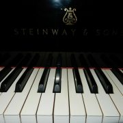 Steinway Model B Grand Piano 1990 Shot 7