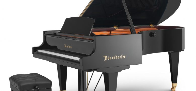 All About Our Bösendorfer 225 Grand Piano