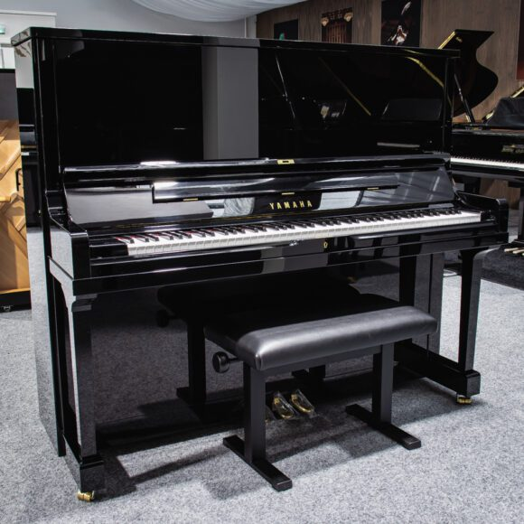 All About Our Acoustic Pianos