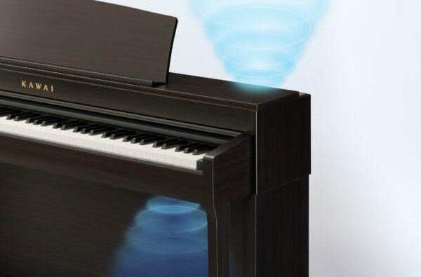 Kawai CN39 Speaker Output