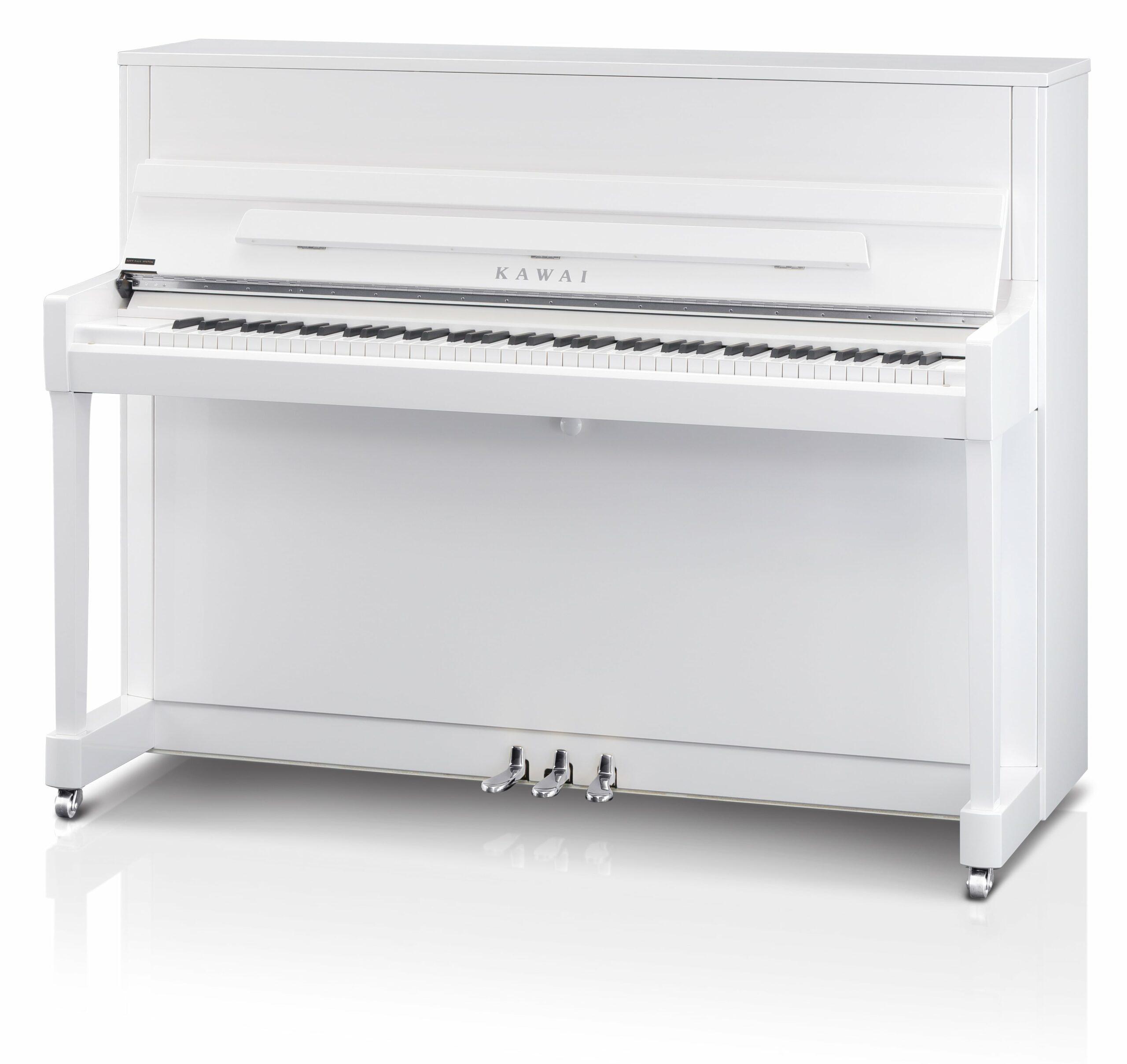 Kawai K200 White Silver