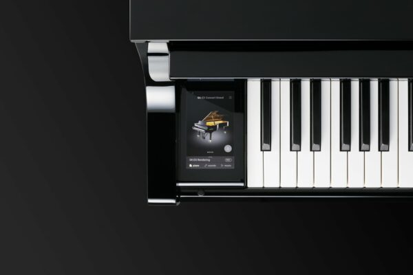 Kawai NV10S Touchscreen