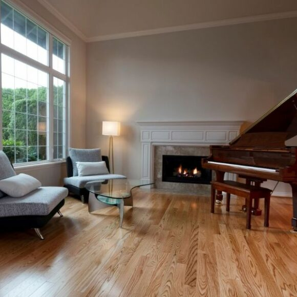 Does the heat affect your piano?